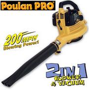 Super Blower/Vacuum