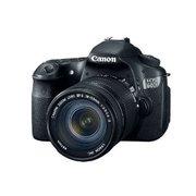 Canon EOS 60D DSLR Camera Kit with 3 Canon lenses