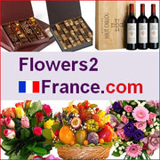 France Florist Send Flowers to France