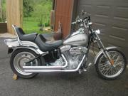 2007 - Harley-davidson Softail