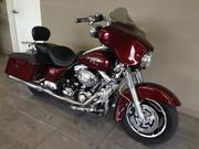 2008 Harley-Davidson Street Glide FLHX Burgundy
