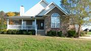 FOR LEASE in CROSS PLAINS  ROBERTSON COUNTY  HOUSE ON ONE ACRE LOT