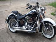 2012 - Harley-Davidson Soft Tail Deluxe FLSTN