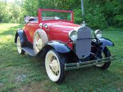 1931 Ford 4 cylender Ford Model A convertable