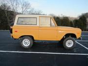 Ford Bronco 1500 miles
