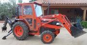 2000 KUBOTA L3010 HST Diesel 4WD Tractor