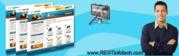 Website Design,  Development and Admin support – RESTinfotech