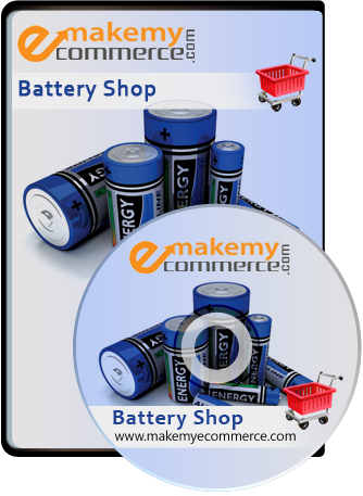 Discount Offer On Battery Shop Software