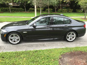 2013 BMW 5-Series 535i M-Sport design line