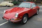 1968 Porsche 9122D 5020 miles