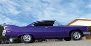 1960 Plymouth Belvedere 5.7 Liter Hemi 2 Door Hard Top Hemi Powered