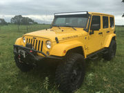 2015 Jeep WranglerUnlimited Rubicon Sport Utility 4-Door