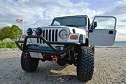 2005 Jeep Wrangler 180000 miles