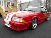 1993 Ford Mustang GT STEEDA 302 Convertible