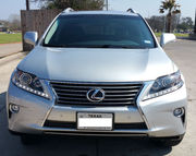 2015 Lexus RX Sport Utility 4-Door with Premium Package