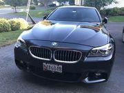 2014 BMW 5-Series BMW 535d xDRIVE Turbo Diesel M Sport AWD Sedan