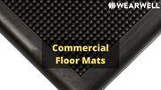 Buy Best Commercial Floor Mats from Wearwell,  LLC