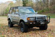 1997 Toyota Land Cruiser 40th Anniversary